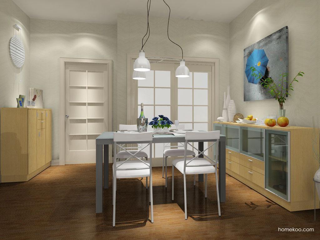 新实用主义餐厅家具E8049