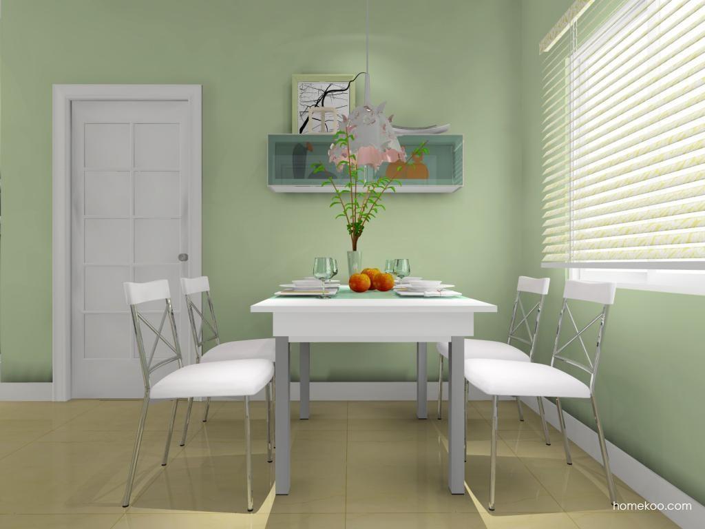 浪漫主义餐厅家具E8058
