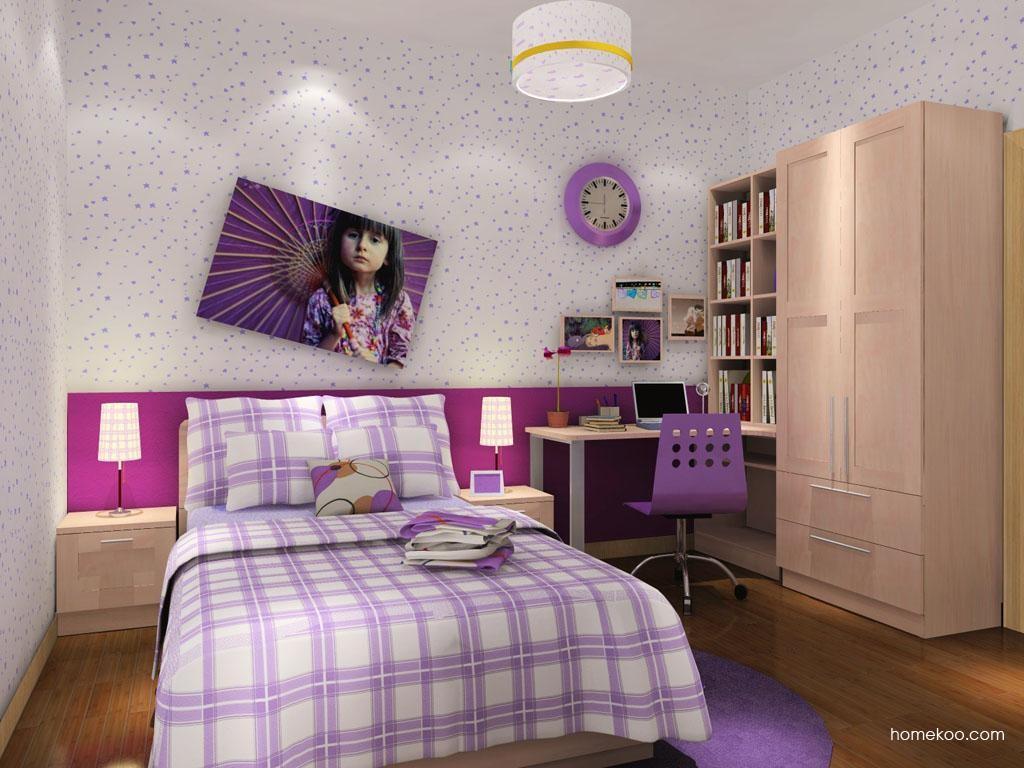 女孩的梦青少年房B9449