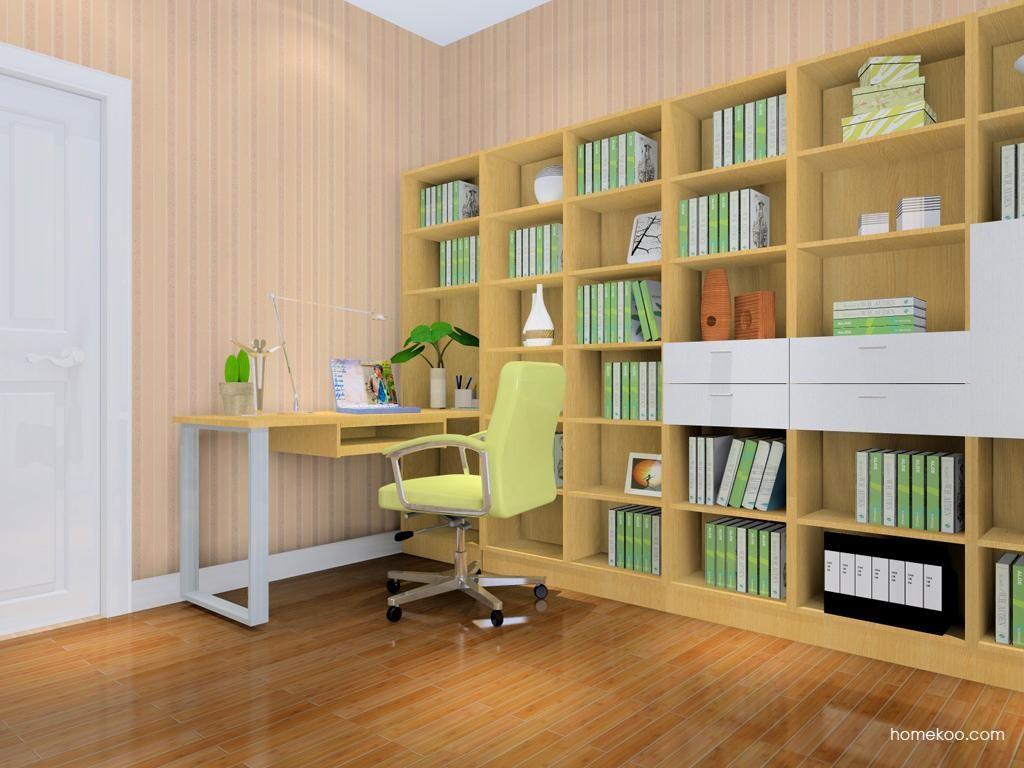 新实用主义书房家具C9312