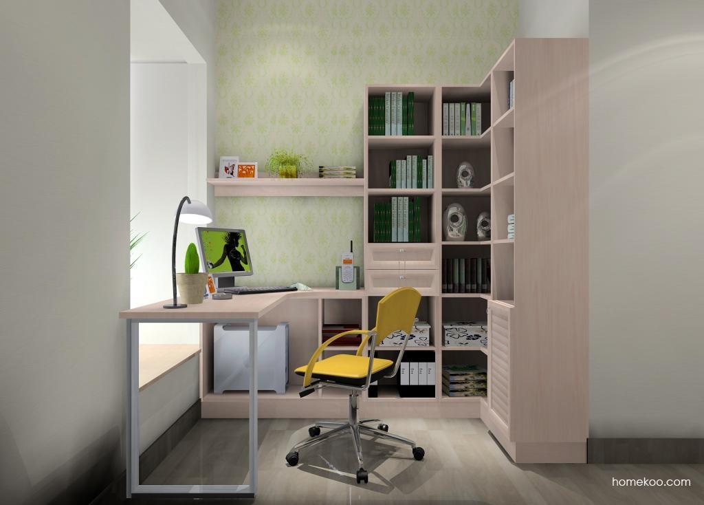 北欧阳光书房家具C9302