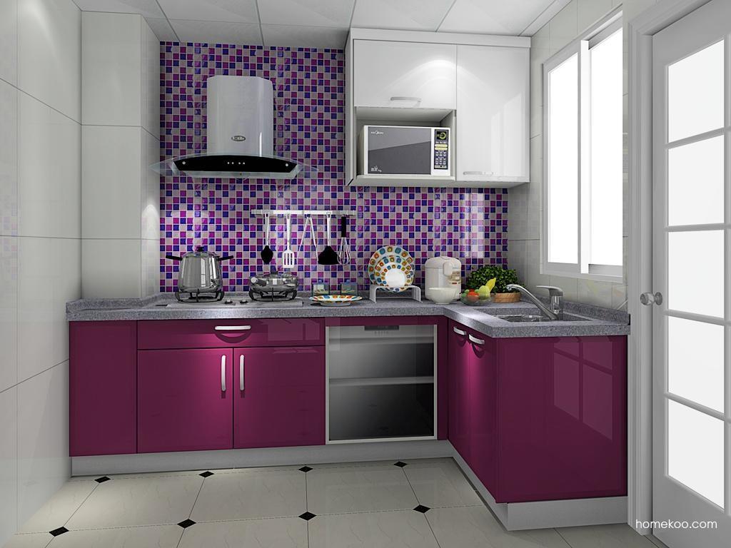 紫晶魅影橱柜F9755