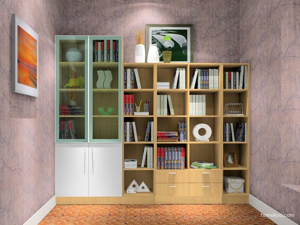 新实用主义书房家具C9309