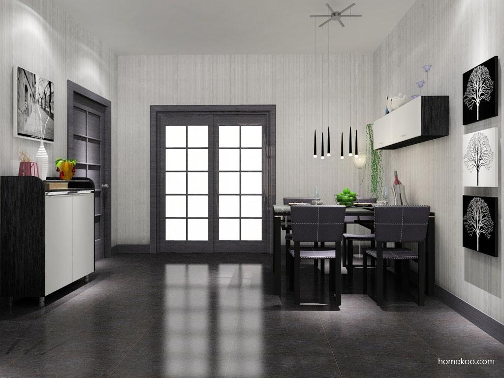 简约主义餐厅家具E8069