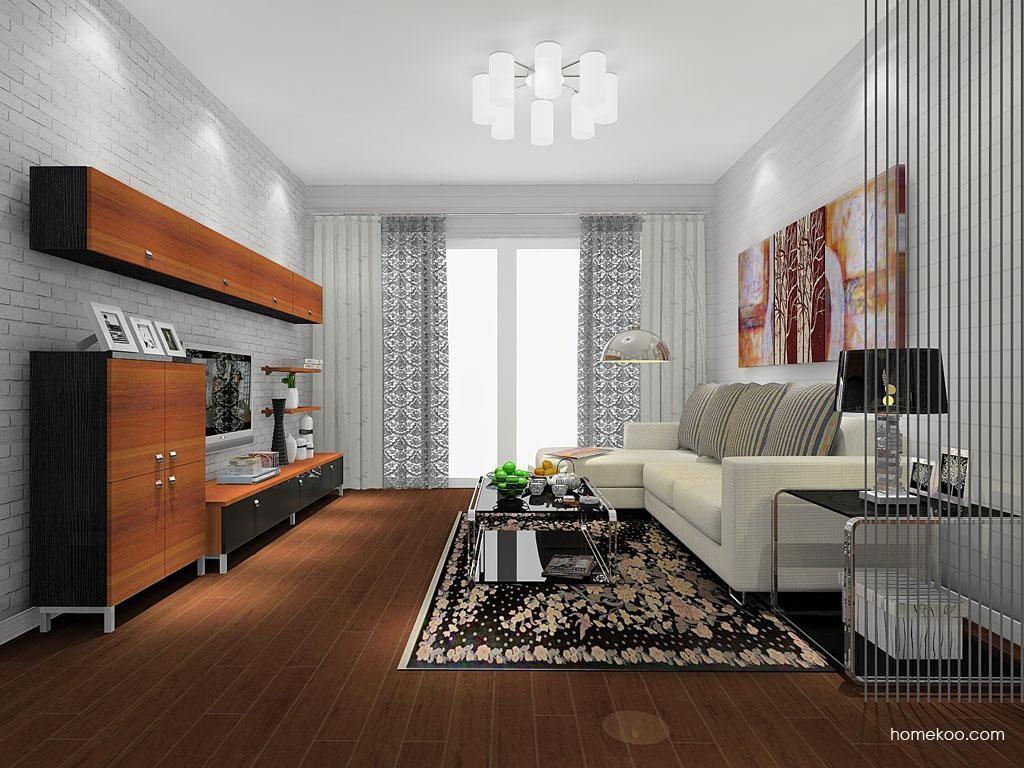 德国森林客厅家具D8063