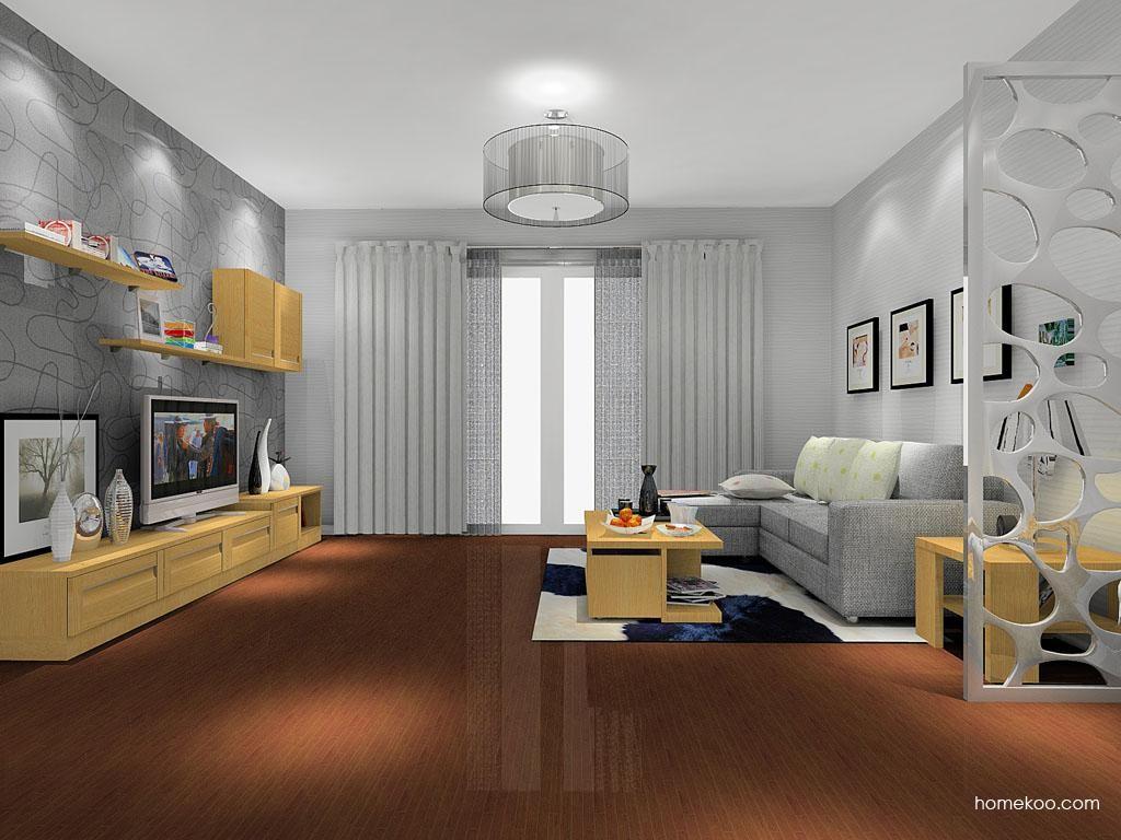 丹麦本色客厅家具D8069