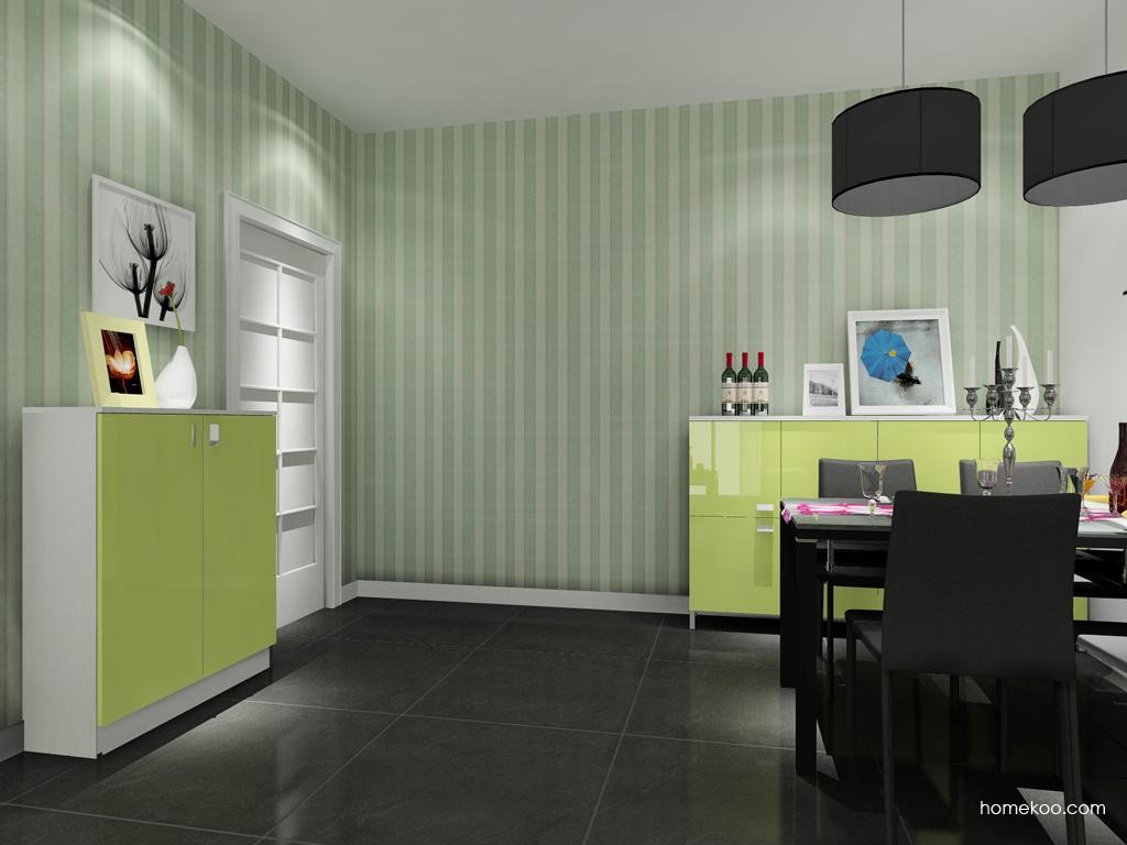 浪漫主义餐厅家具E8064