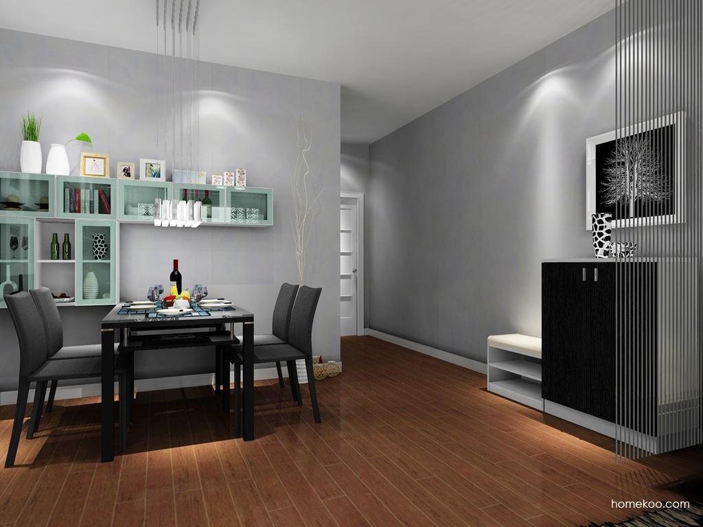 简约主义餐厅家具E8060