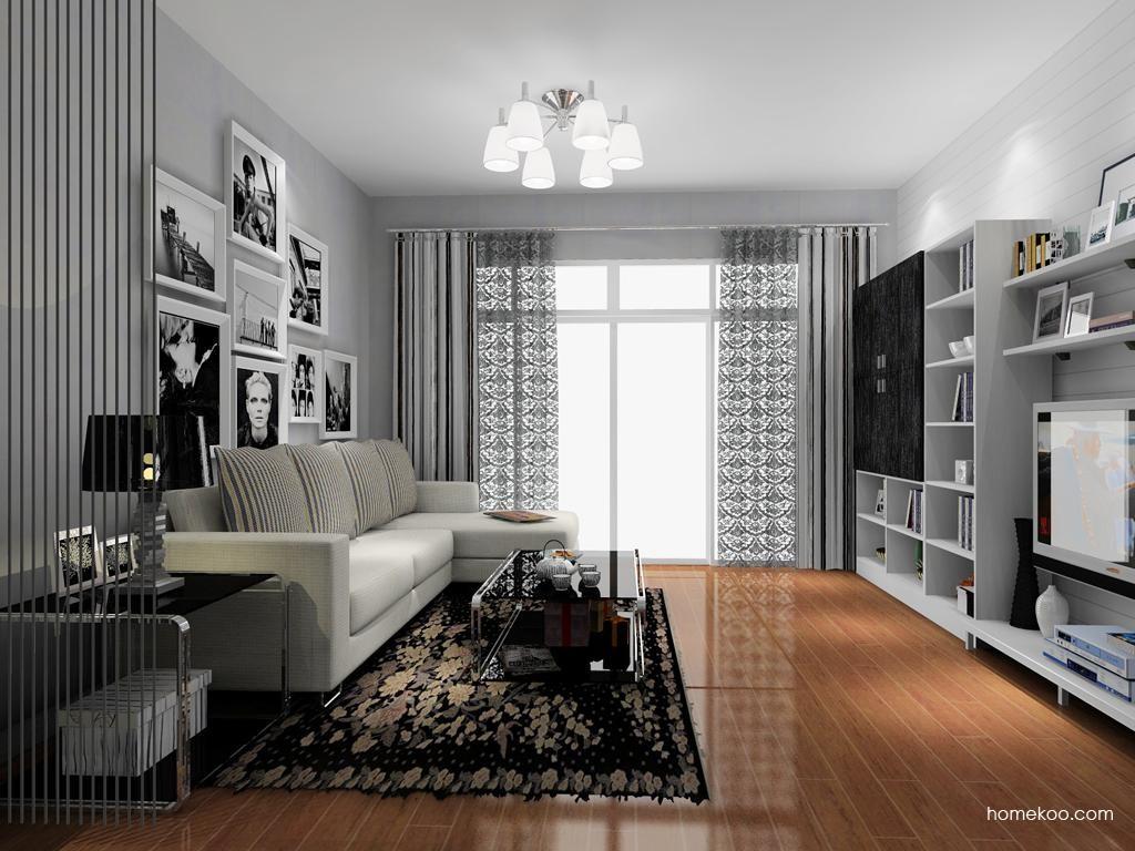 简约主义客厅家具D8061