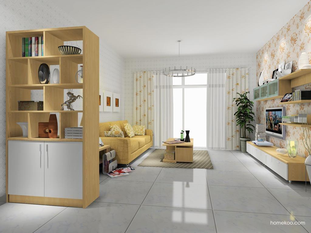 新实用主义客厅家具D8062