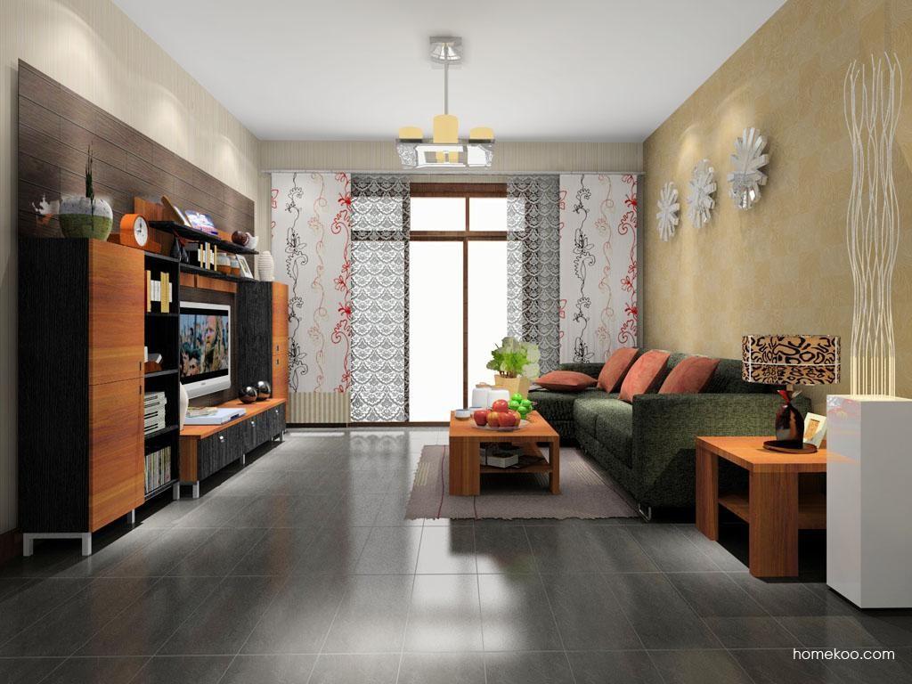 德国森林客厅家具D8082