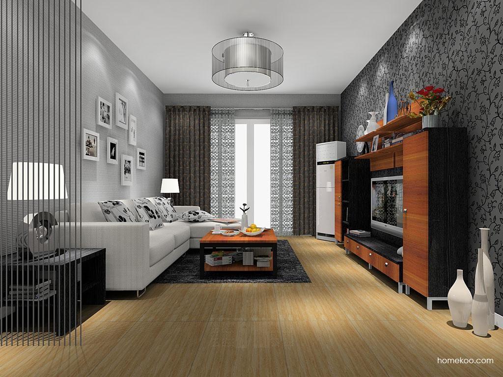 德国森林客厅家具D8073