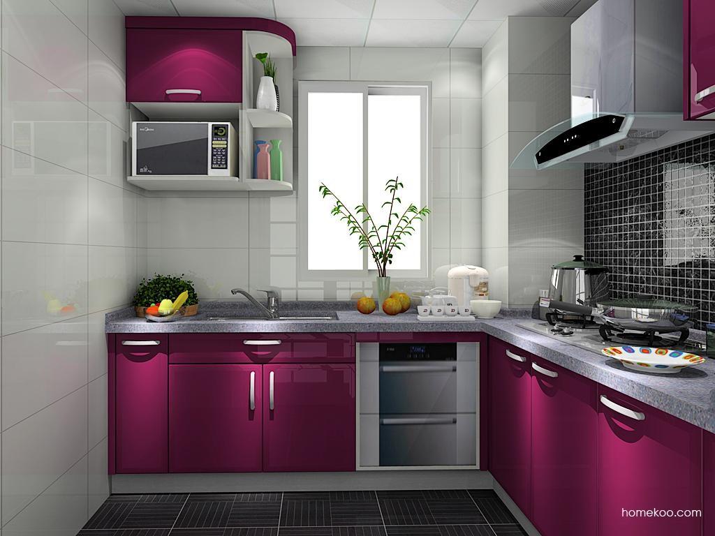 紫晶魅影橱柜F9787