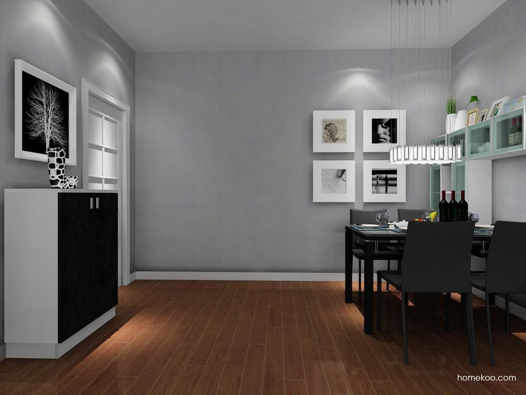 简约主义餐厅家具E8075