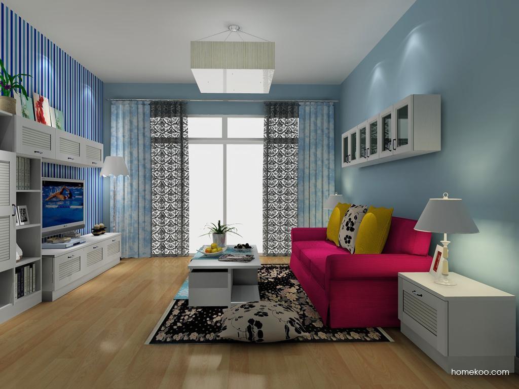 韩式田园客厅家具D8081