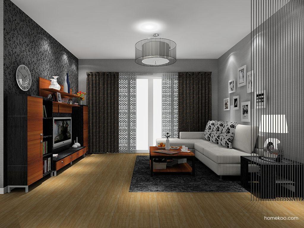 德国森林客厅家具D8084