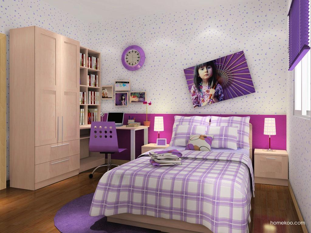 女孩的梦青少年房B9507