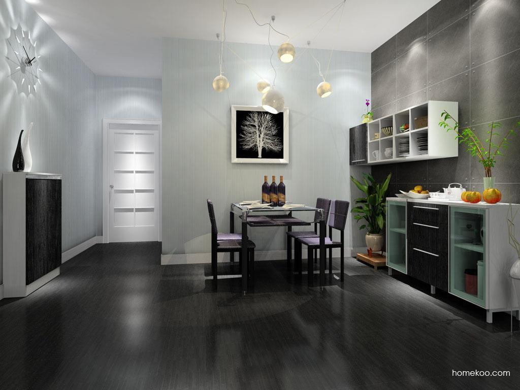 简约主义餐厅家具E8088