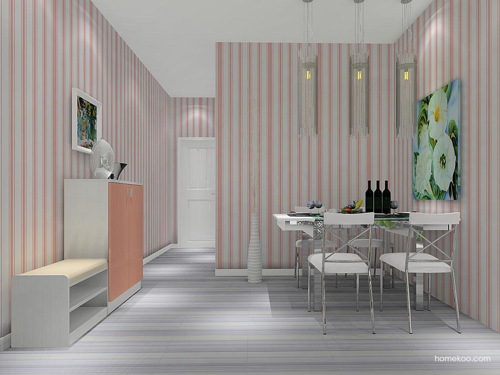 浪漫主义餐厅家具E8093