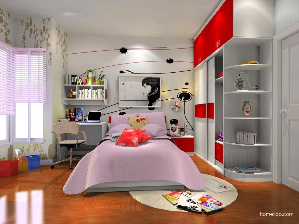 女孩的梦青少年房B9543