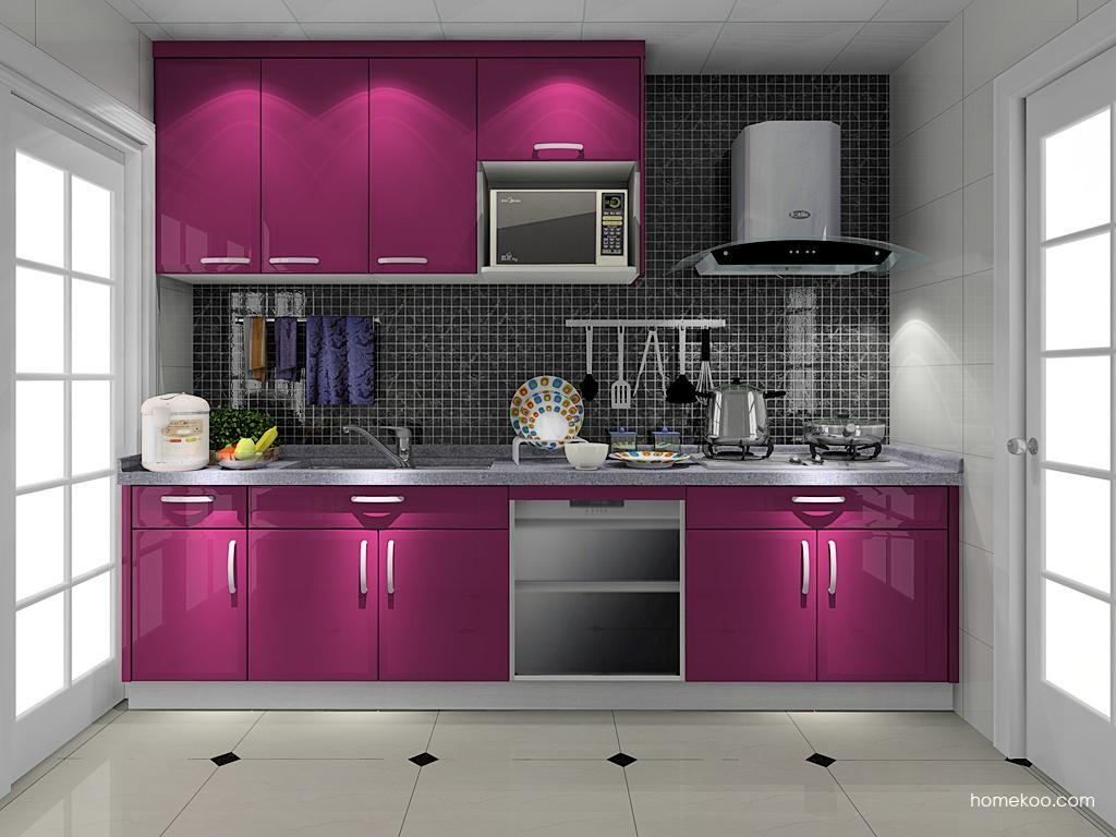 紫晶魅影橱柜F9827