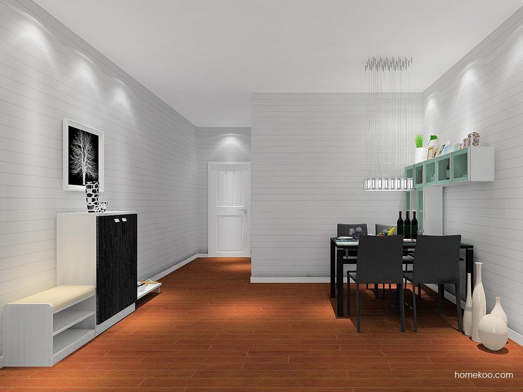简约主义餐厅家具E8120
