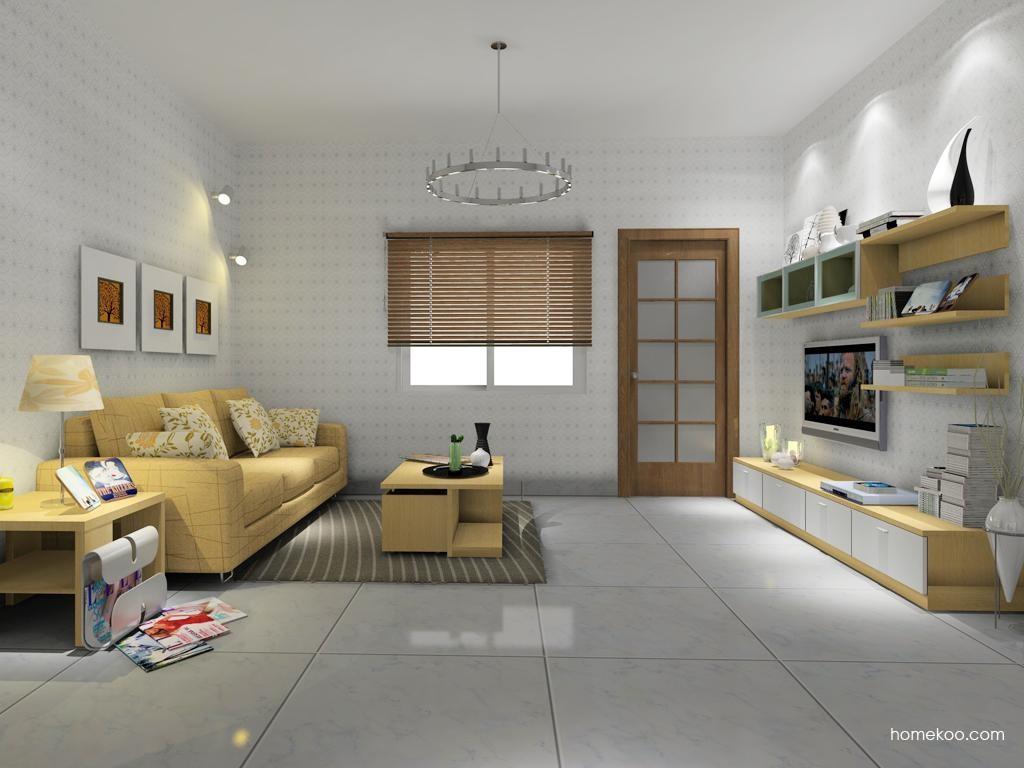 新实用主义客厅家具D8132