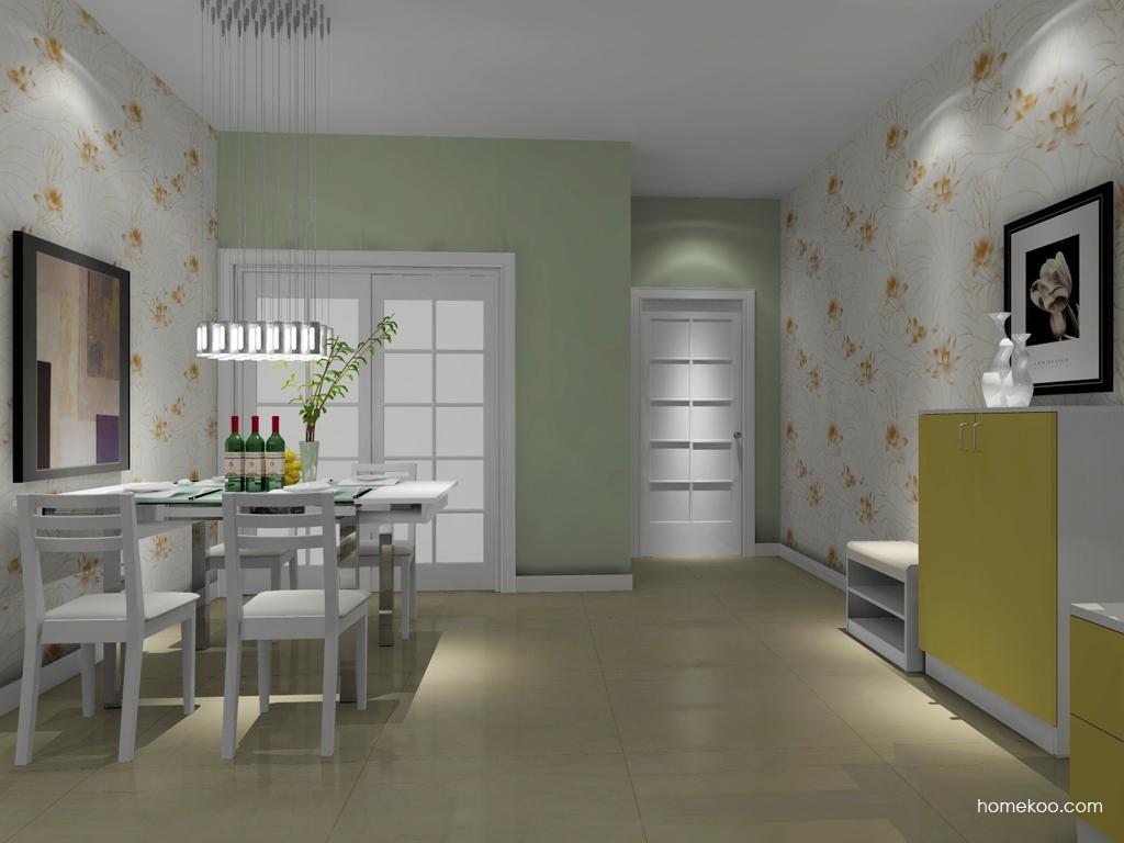 浪漫主义餐厅家具E8123