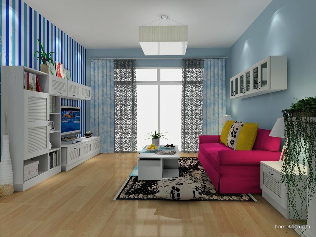 韩式田园客厅家具D8137