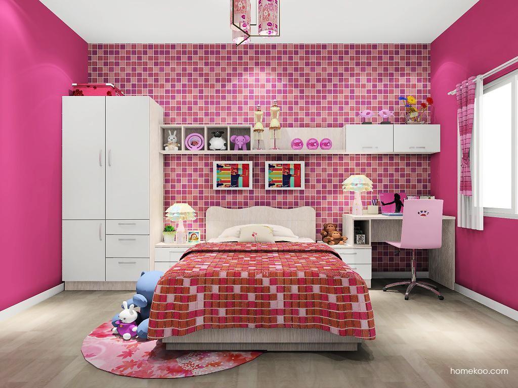 女孩的梦青少年房B9591