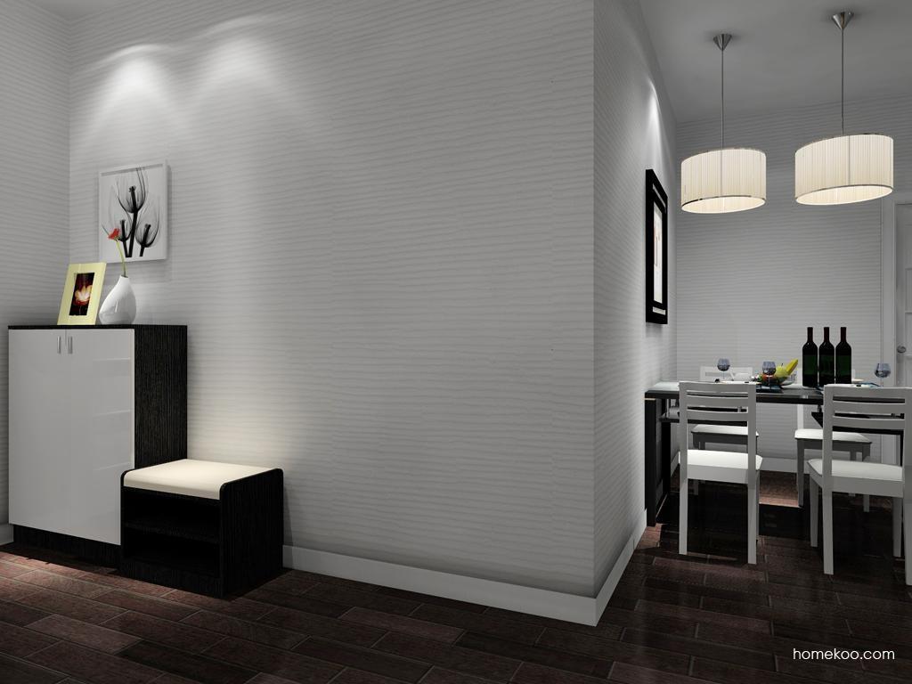 新实用主义餐厅家具E8155