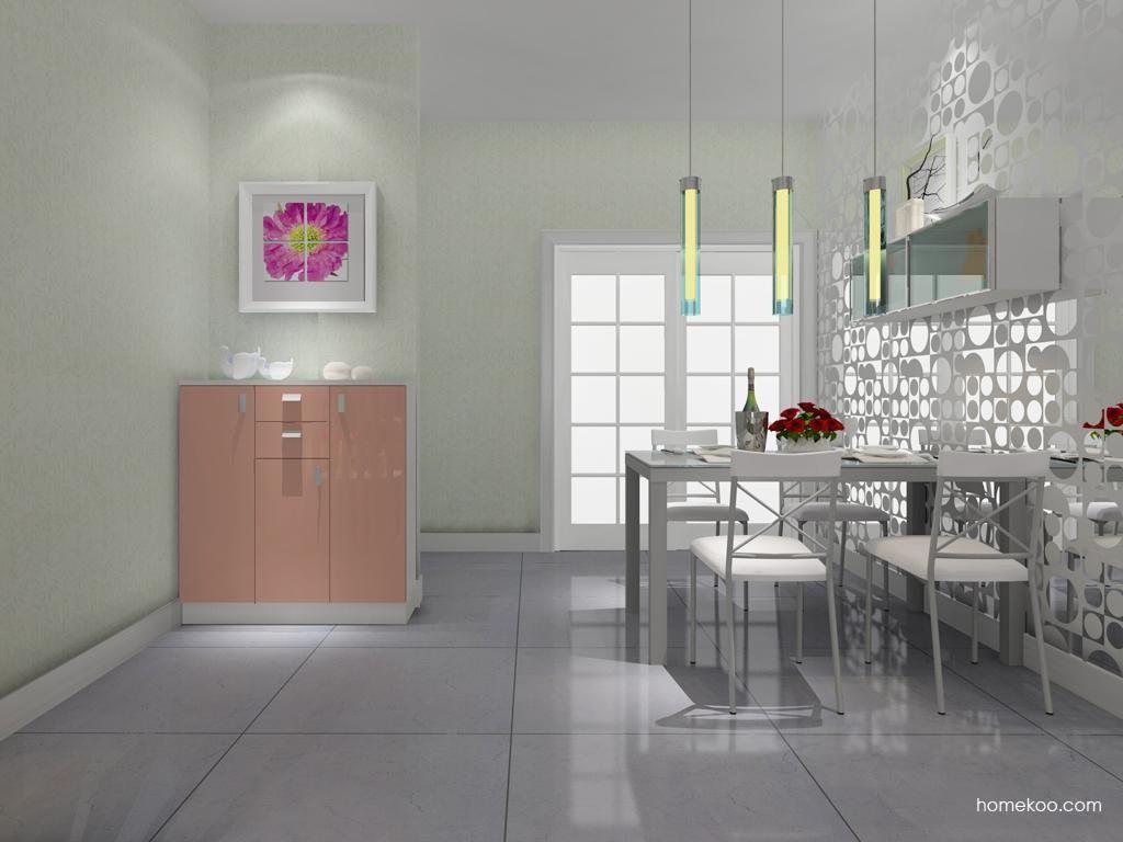 浪漫主义餐厅家具E8157
