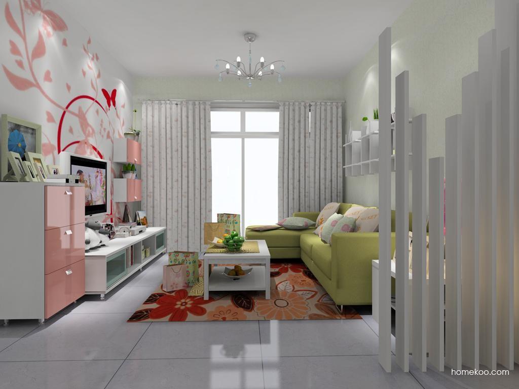 浪漫主义客厅家具D8159