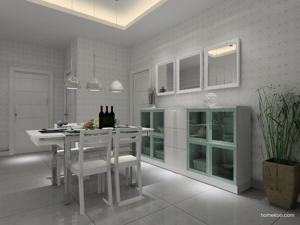新实用主义餐厅家具E8153