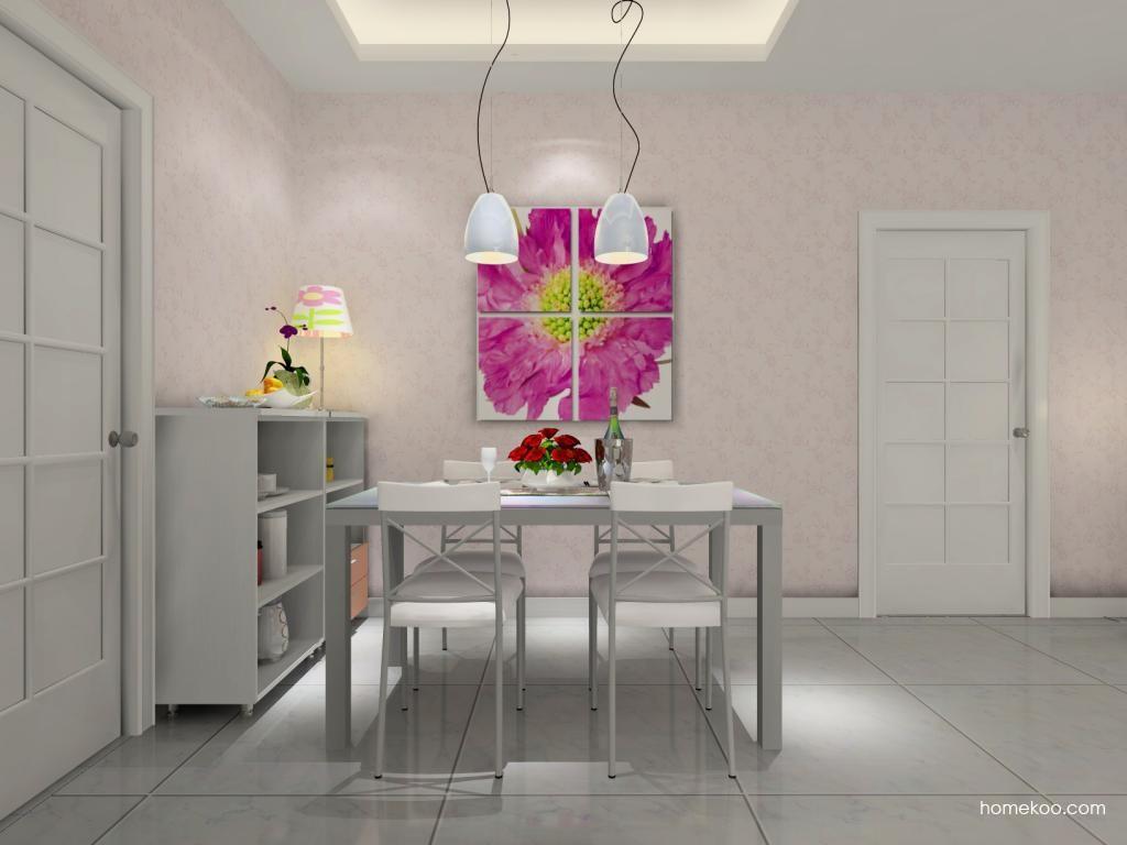 浪漫主义餐厅家具E8151