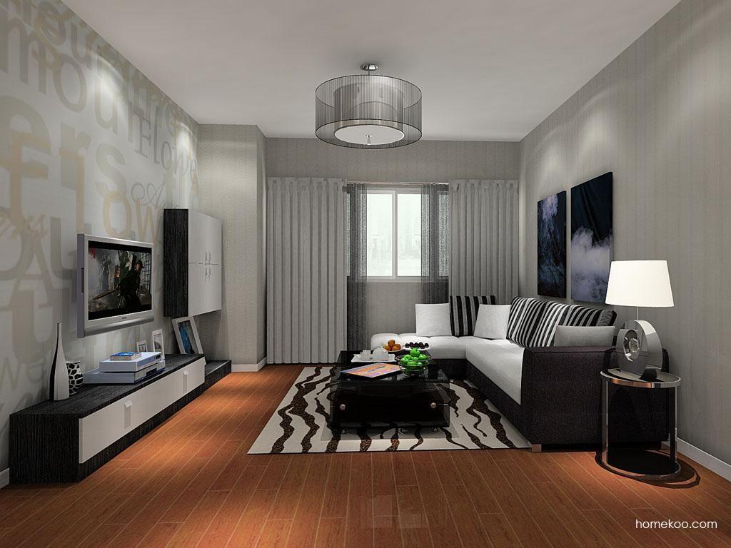 简约主义客厅家具D8148