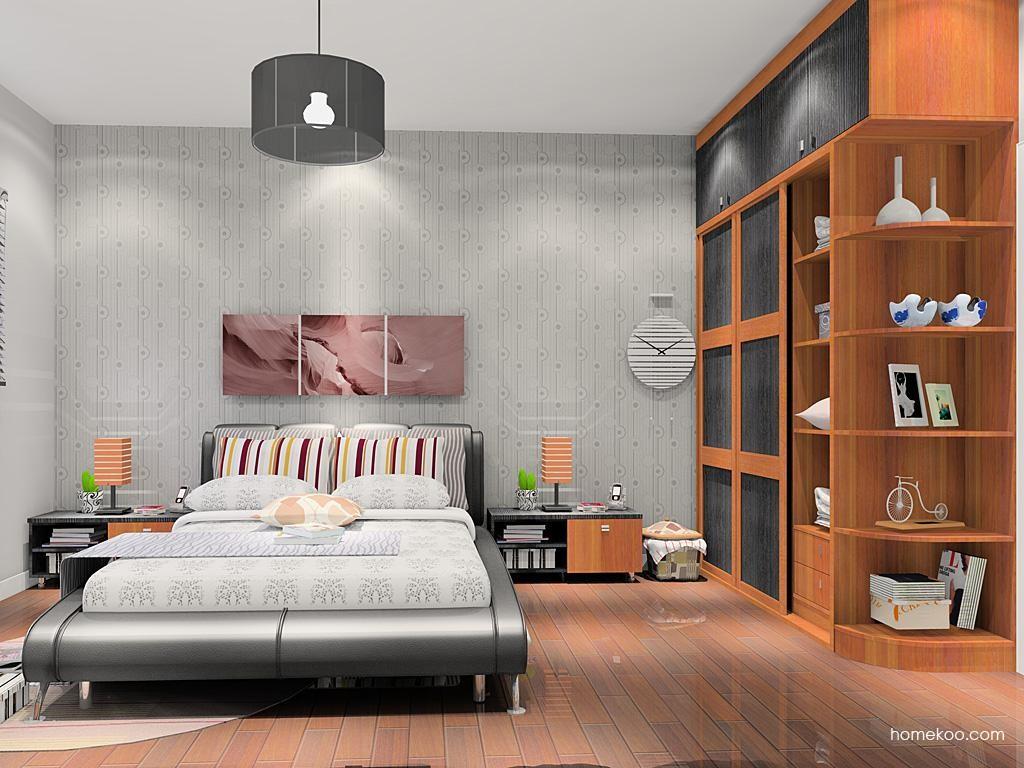 新实用主义卧房家具A9813