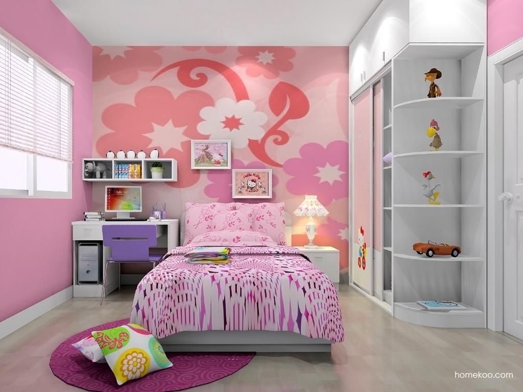 女孩的梦青少年房B9676
