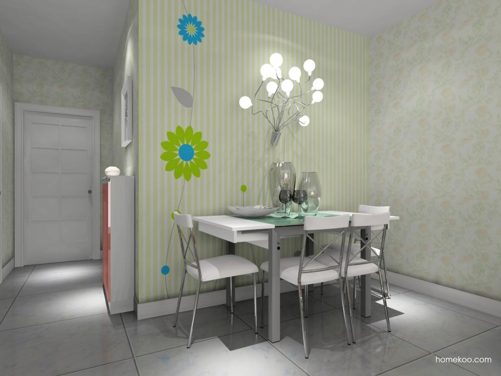 浪漫主义餐厅家具E8172