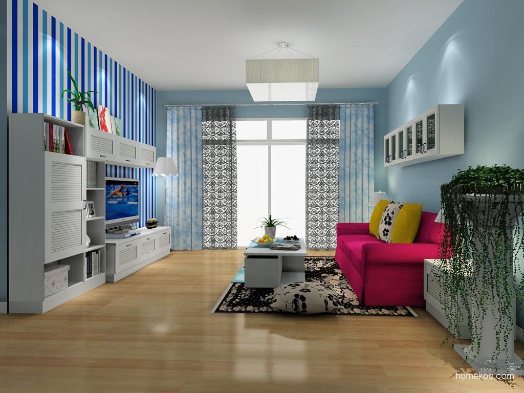 韩式田园客厅家具D8167
