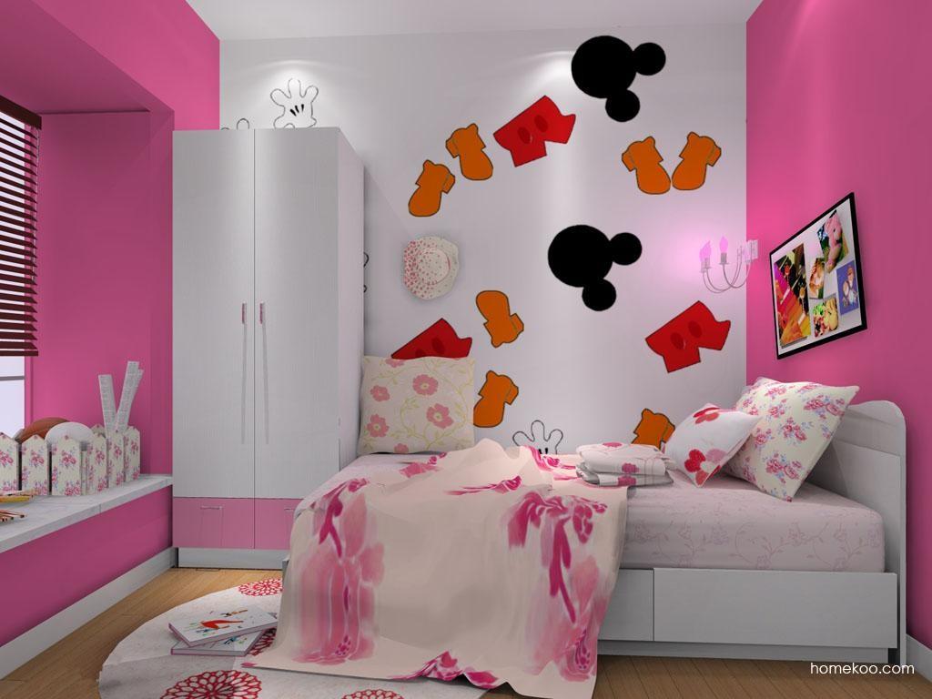 女孩的梦青少年房B9656