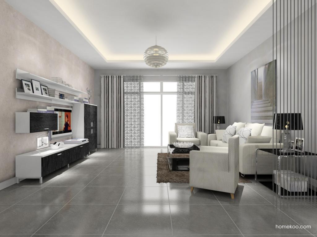 简约主义客厅家具D8168