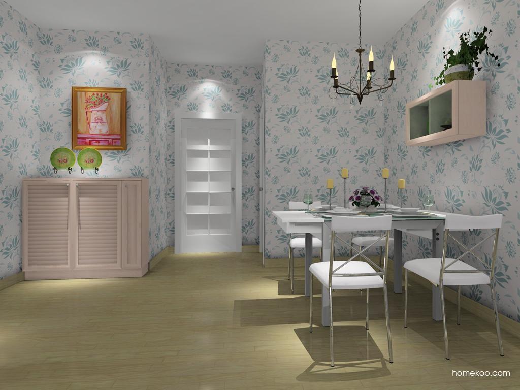 北欧阳光餐厅家具E8179