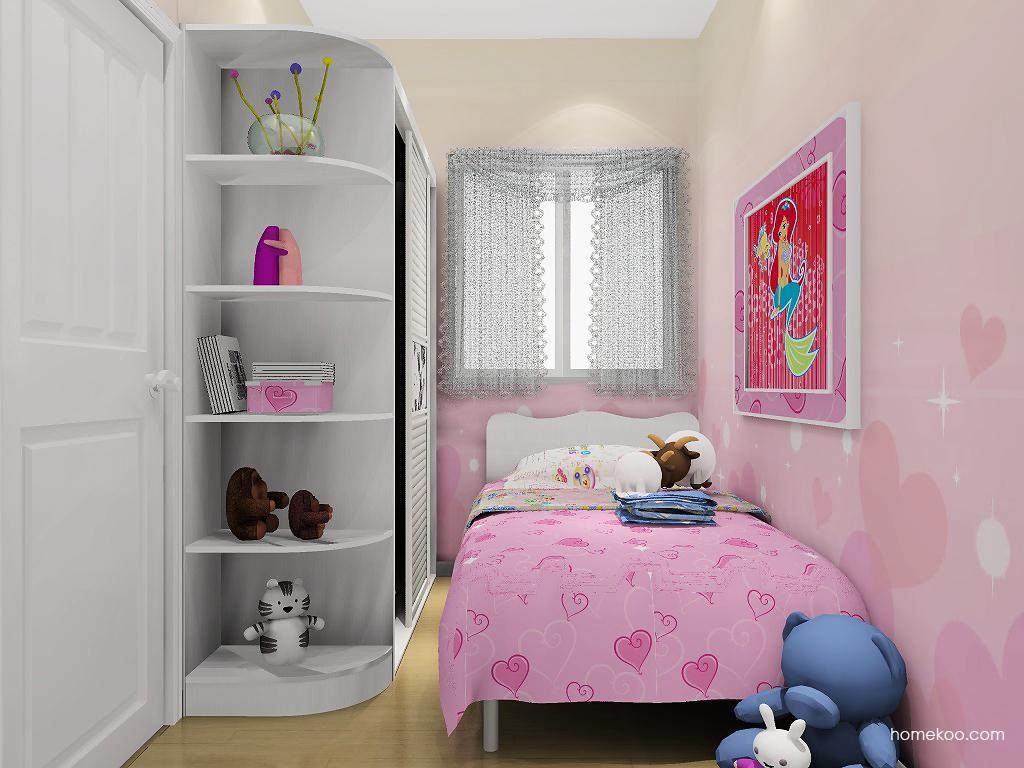 女孩的梦青少年房B9679