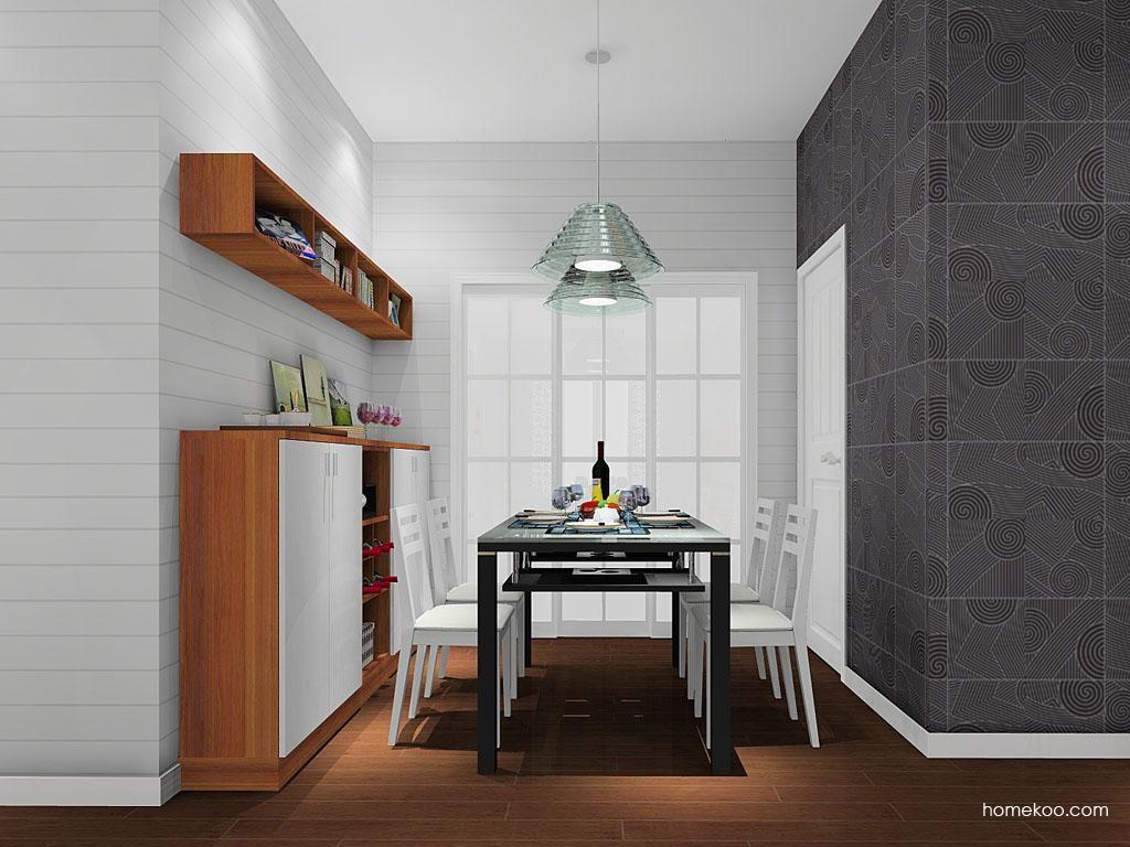 新实用主义餐厅家具E8176