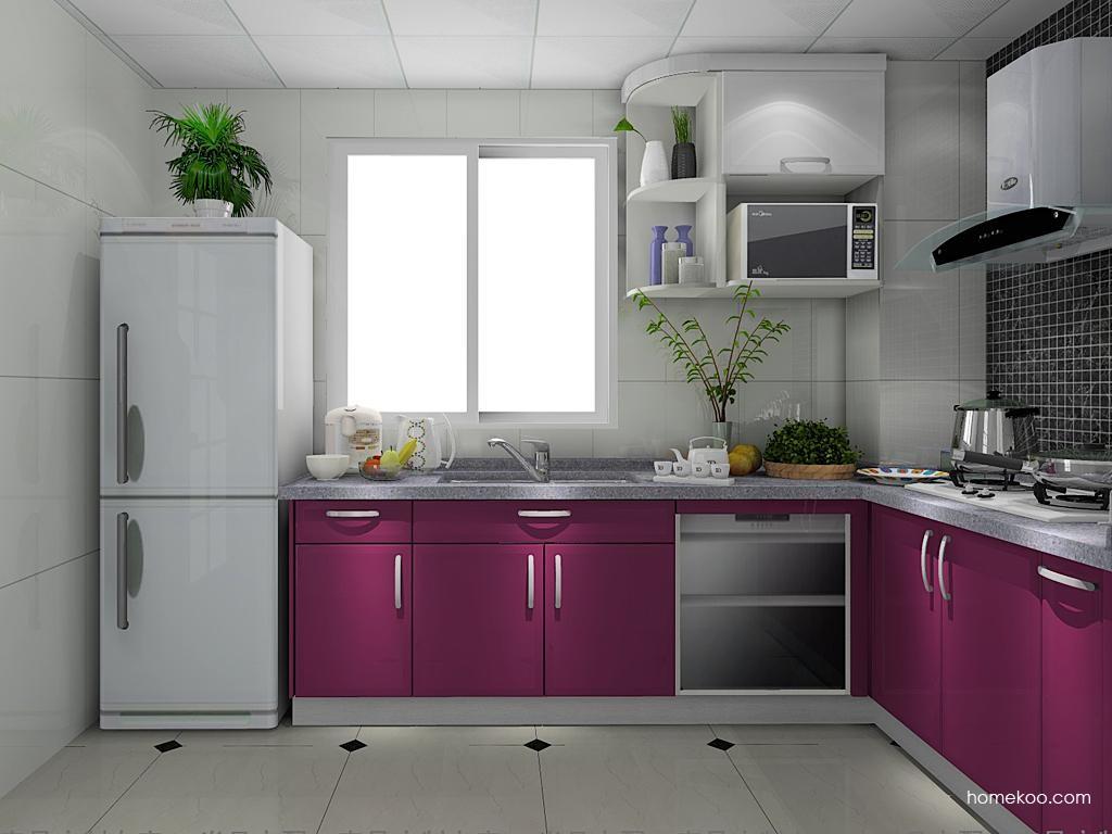 紫晶魅影橱柜F9875