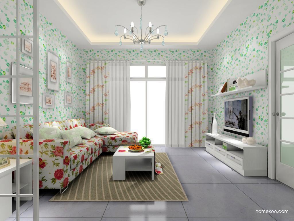 韩式田园客厅家具D8200