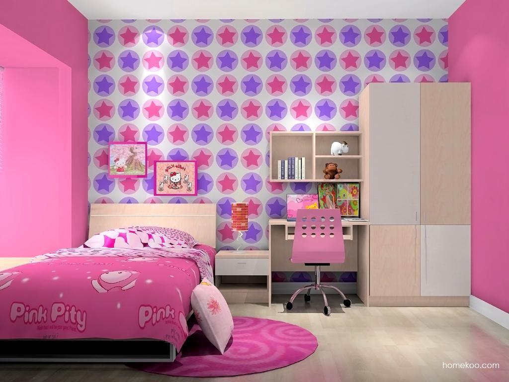 女孩的梦青少年房B9724