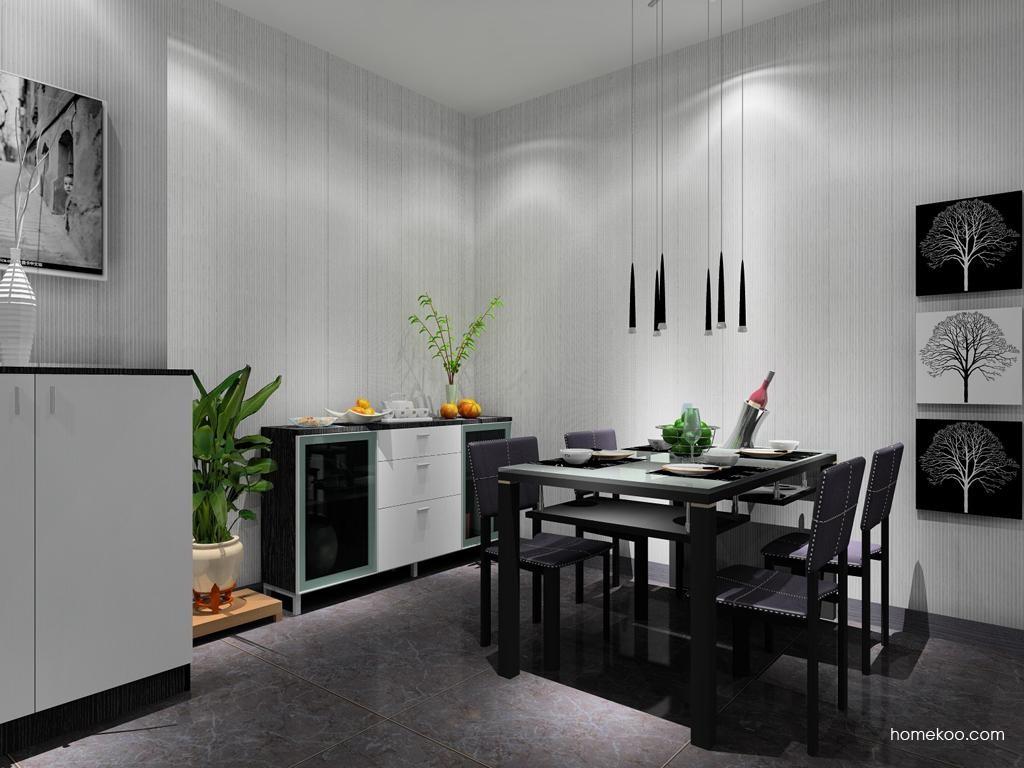 简约主义餐厅家具E8200