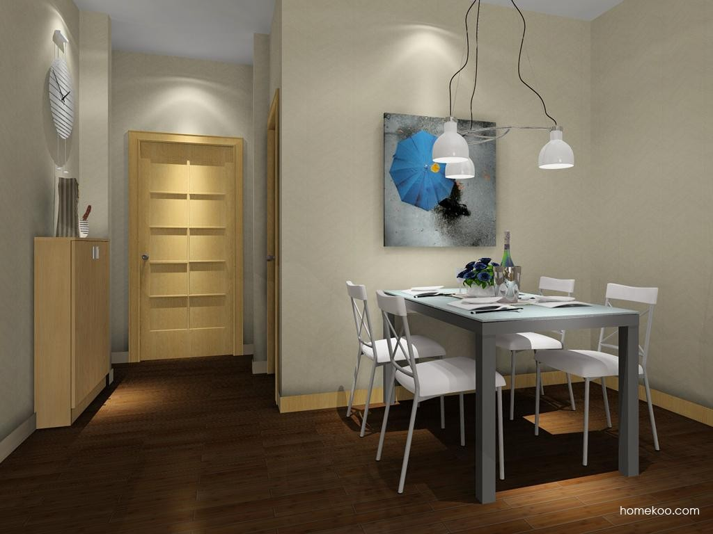 新实用主义餐厅家具E8205